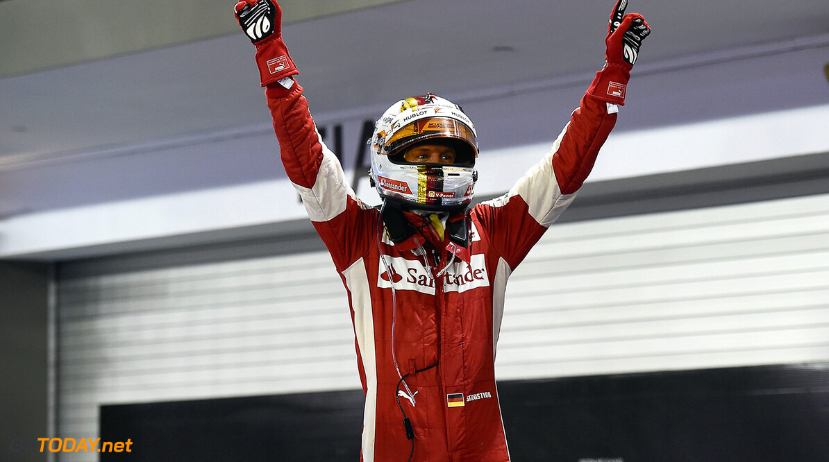 Italy hails 'masterpiece' Vettel after latest victory