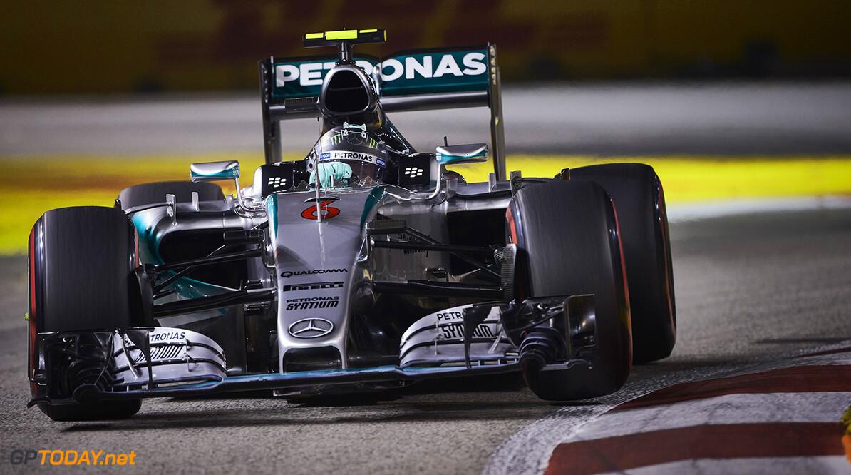 Mercedes neemt dreiging Ferrari uiterst serieus