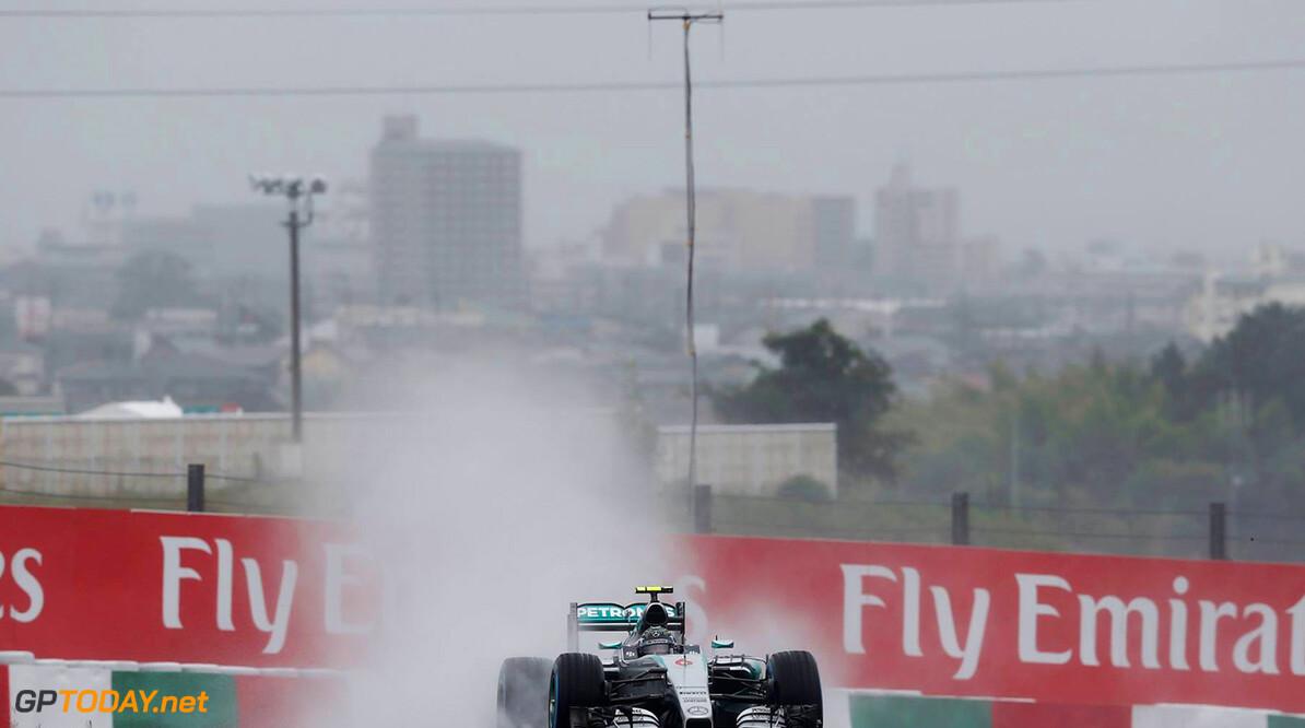 FP3: Rosberg quickest at dry Suzuka