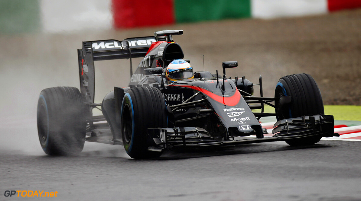 """Alonso: """"New Honda only one tenth faster"""""""
