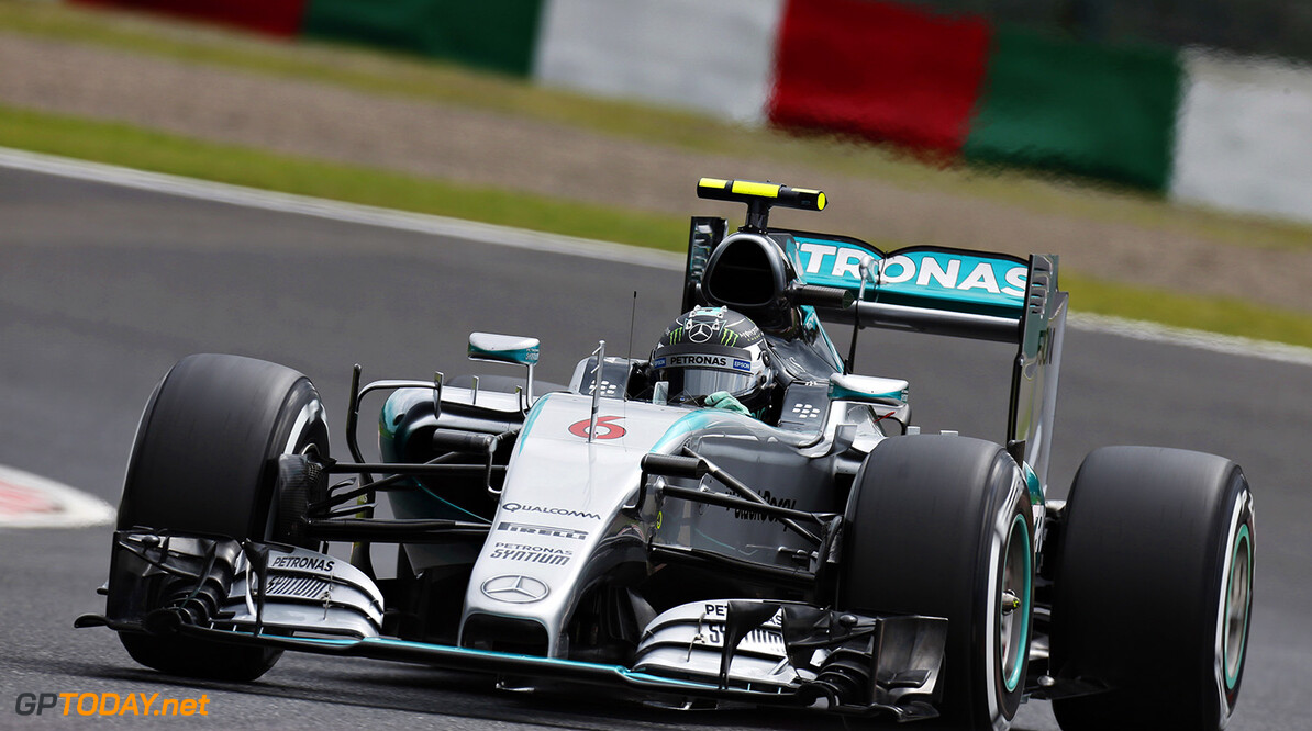 Rosberg not giving up 2015 title