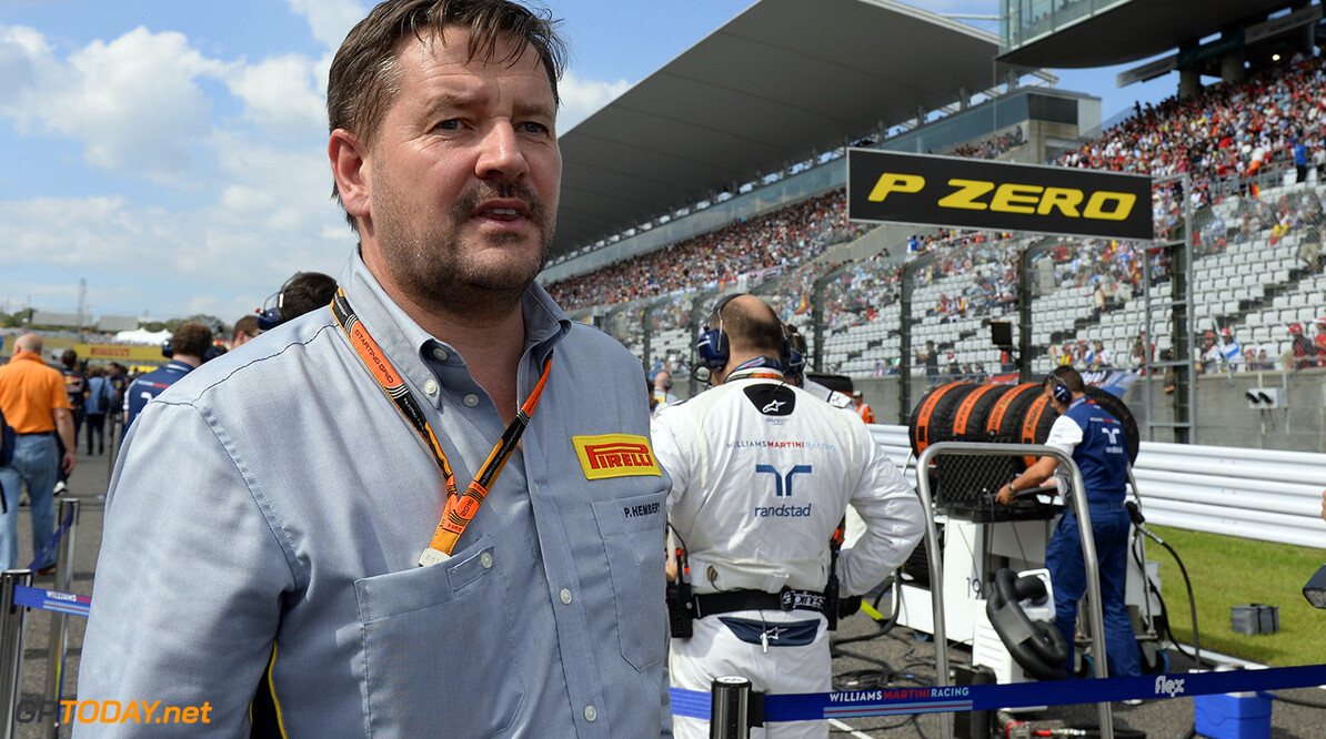 Pirelli denies Hembery to take up different role