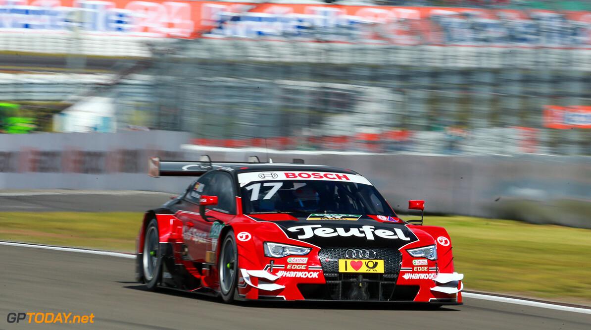Audi sterk op openingsdag DTM-seizoen