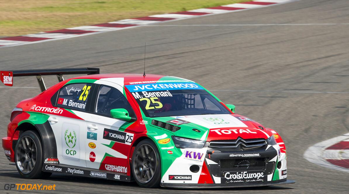 Sebastien Loeb Racing door met Bennani