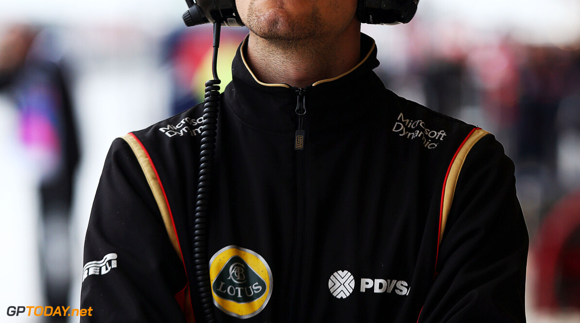 Formula One World Championship Jolyon Palmer (GBR) Lotus F1 Team Test and Reserve Driver.