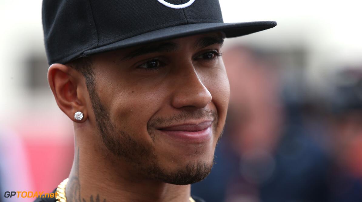 Hamilton's celebrity lifestyle might hurt title bid