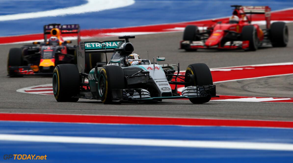 Hamilton verwacht weinig inhaalacties in Mexico
