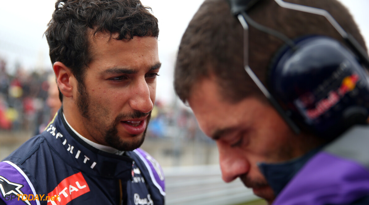 F1 should go back to its roots with noise - Ricciardo