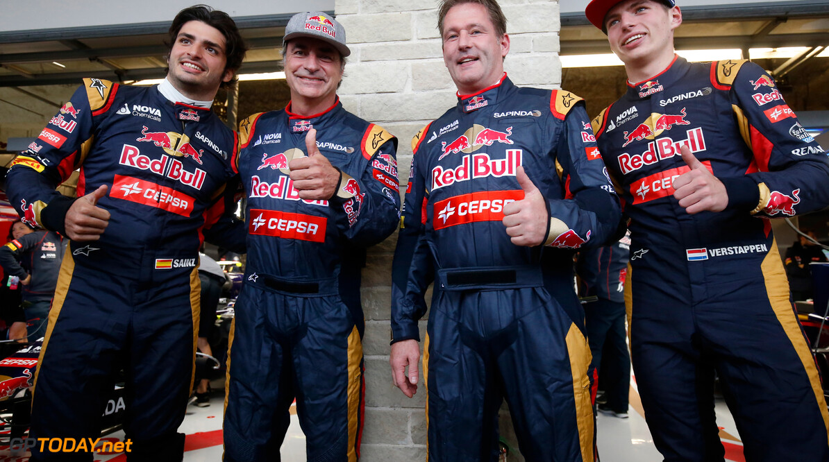 Max eyeing a better car for 2017 - Jos Verstappen