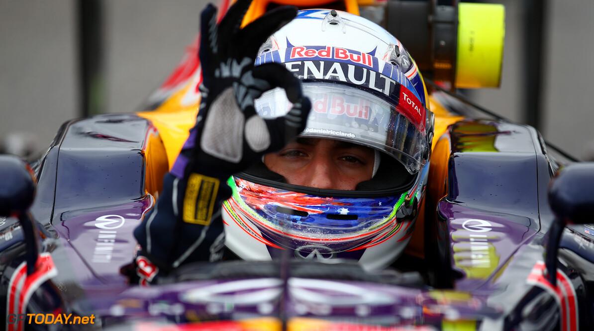 Ricciardo vol vertrouwen dat Red Bull in 2016 meedoet