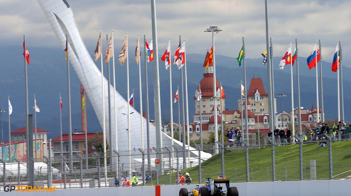 Russian GP Saturday 10/10/15 Marcus Ericsson (SWE), Sauber F1 Team. Sochi Autodrom.  Russian GP Saturday 10/10/15 Jean Francois Galeron Sochi Russia  F1 Formula One 2015 Action Ericsson Sauber