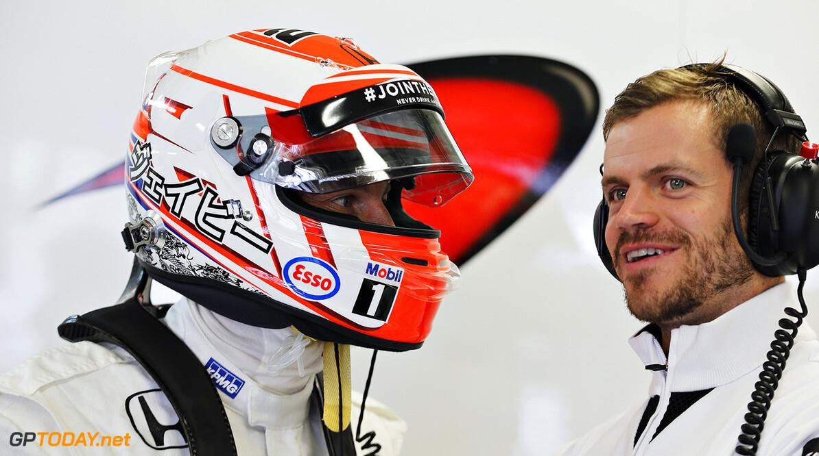 """Button: """"Band tussen McLaren en Honda sterker"""""""