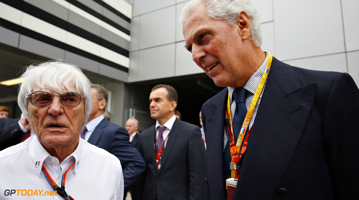 'Terugkeer Grand Prix van Argentinië hangt af van Ecclestone´
