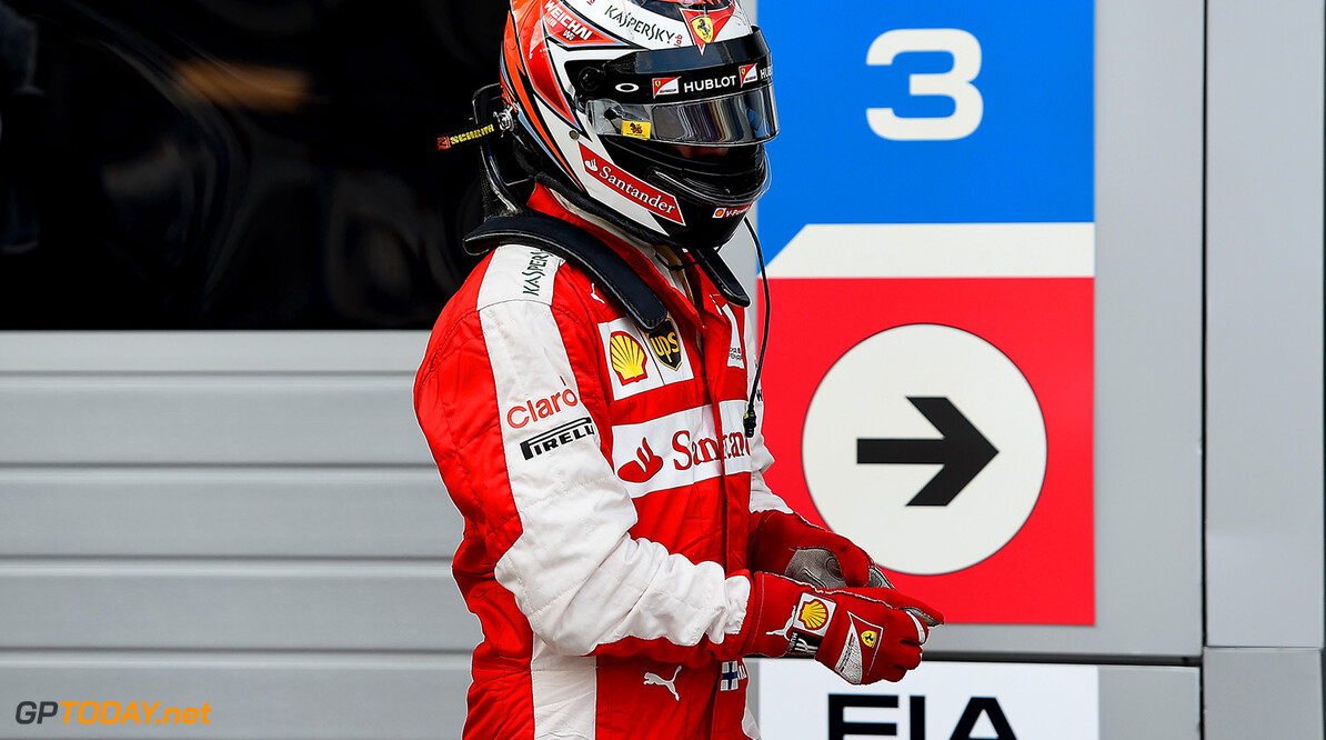 Replacing Kimi would have been a mistake - Ferrari