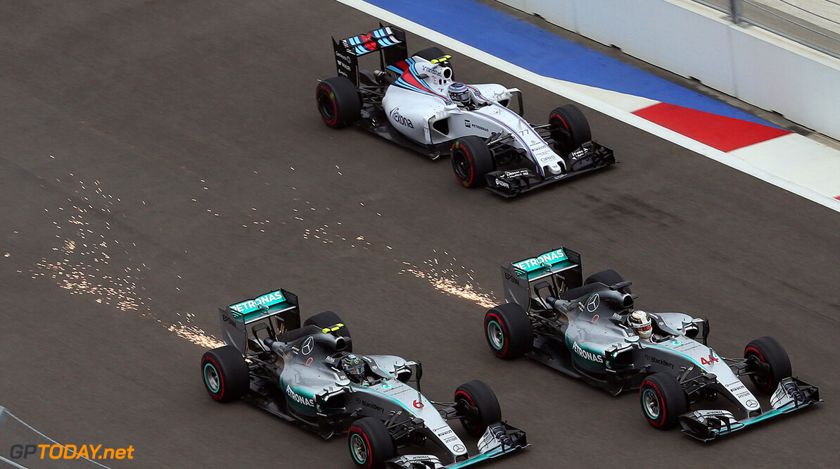 Hamilton finds 'excuses' when he needs them - Rosberg