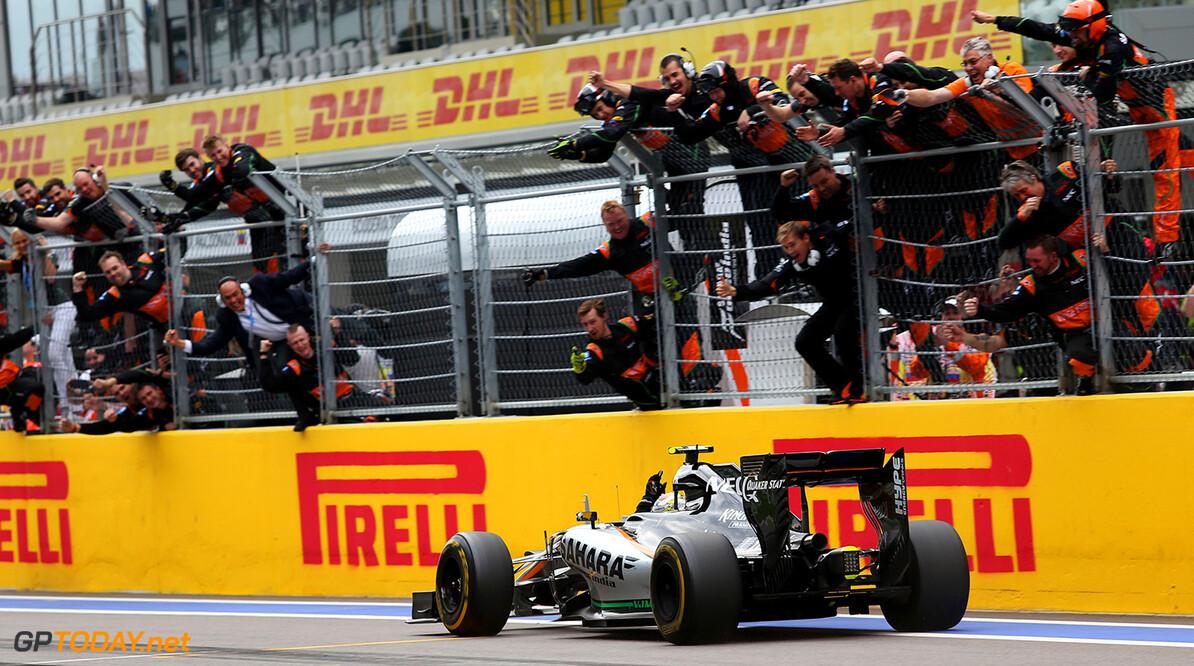 Abu Dhabi is 150ste Grand Prix voor Force India