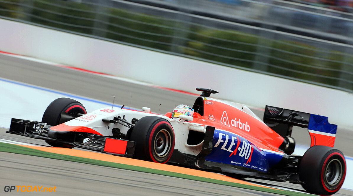 Formula One World Championship Will Stevens (GBR) Manor Marussia F1 Team.
