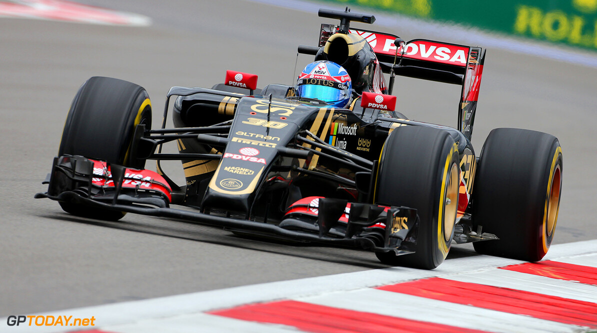 Formula One World Championship Jolyon Palmer (GBR) Lotus F1 E23 Test and Reserve Driver.