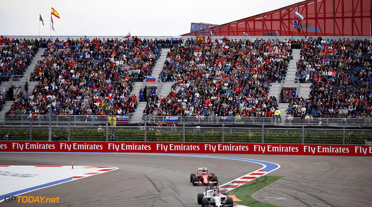 New clash between Raikkonen and Bottas in Mexico