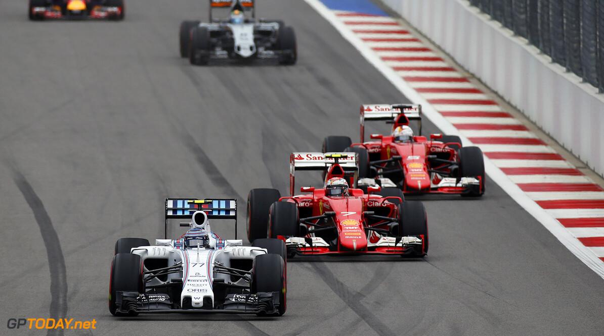 """Williams voorbij gestreefd door Ferrari: """"Doet pijn"""""""