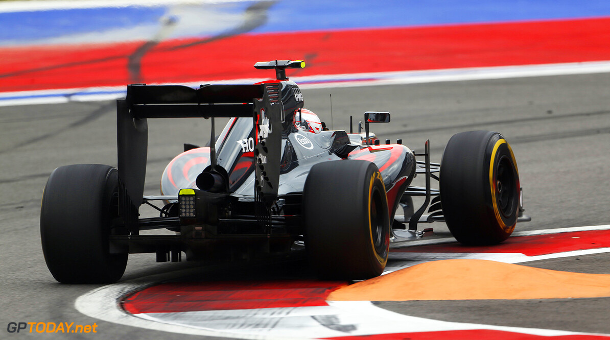 2016 McLaren 'already better' than MP4-30 - Boullier