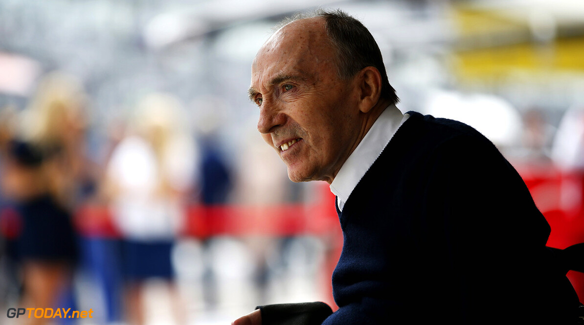 Frank Williams 'can no longer travel' to F1 races