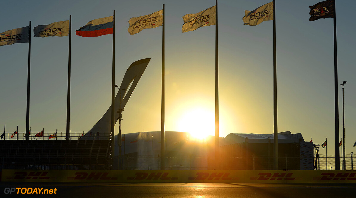GP RUSSIA F1/2015  GP RUSSIA F1/2015 - 08/10/15 (C) FOTO STUDIO COLOMBO PER PIRELLI MEDIA ((C) COPYRIGHT FREE) GP RUSSIA F1/2015  (C) FOTO STUDIO COLOMBO SOCHI RUSSIA