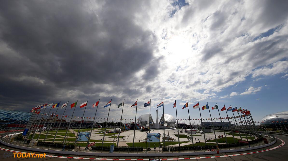 Organiser denies 2016 Russia GP is at risk