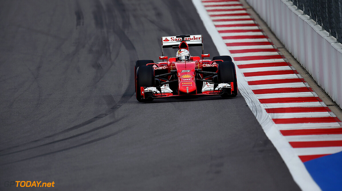 Vettel had gehoopt wat dichterbij Mercedes te staan