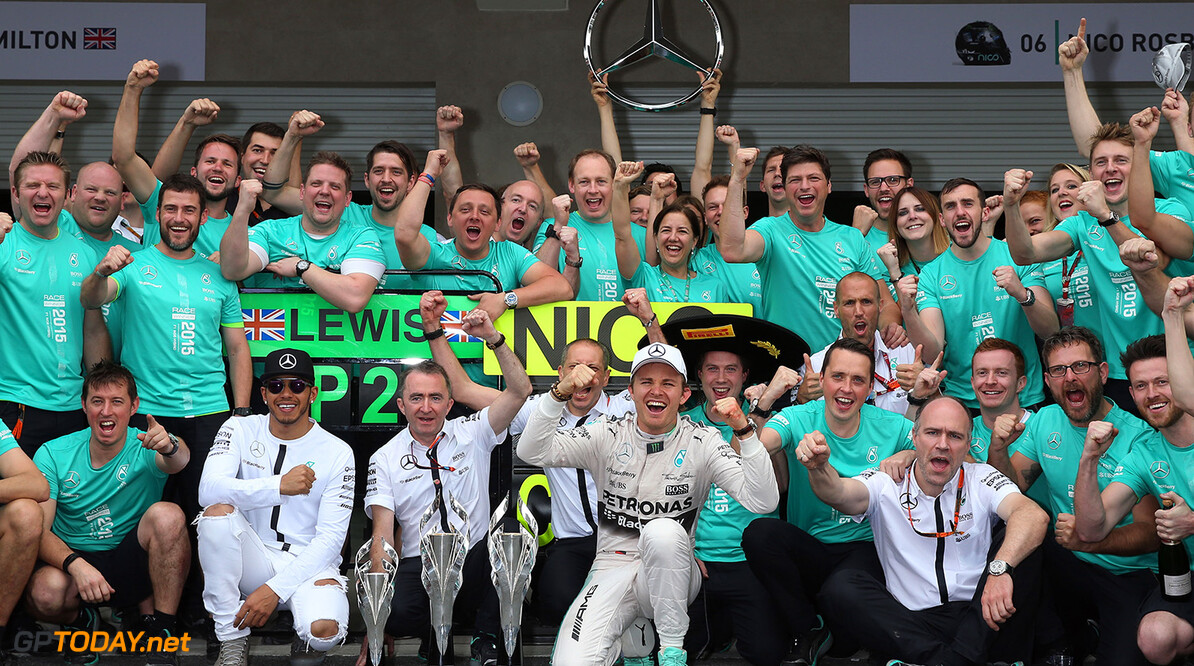 "Lauda sides with Rosberg: ""Nico was better"""