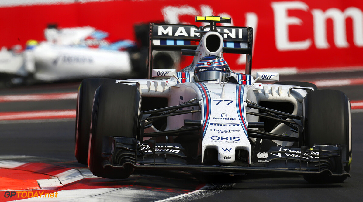 Valtteri Bottas 'not very happy' with 2015 season
