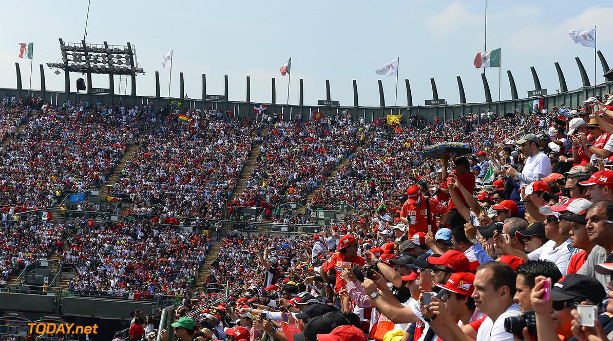 Mexico mikt voor 2016 op 360.000 GP-bezoekers