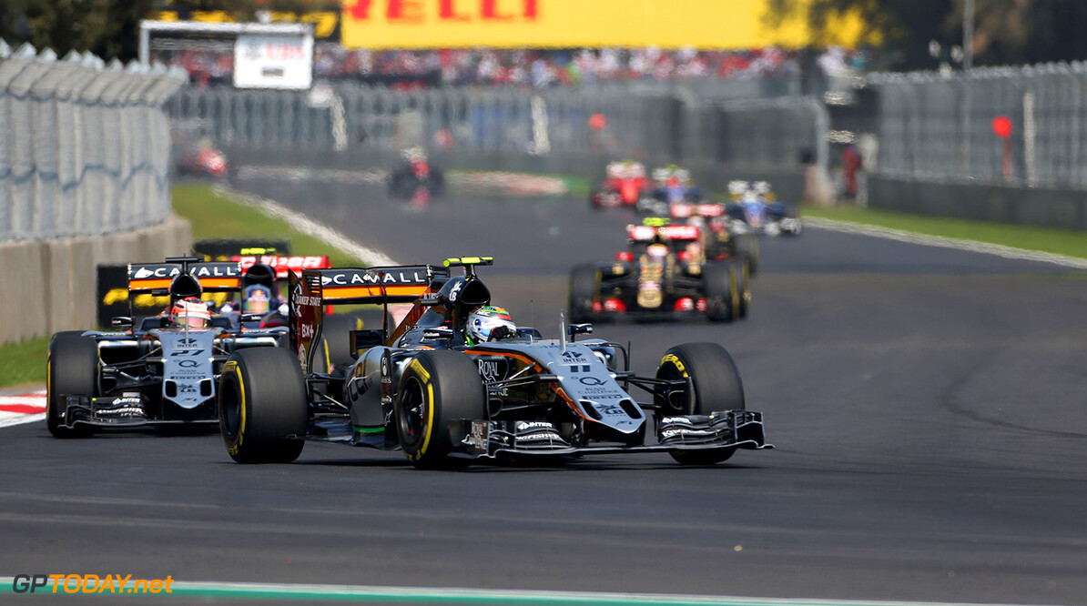 Force India drivers hope for Aston Martin boost