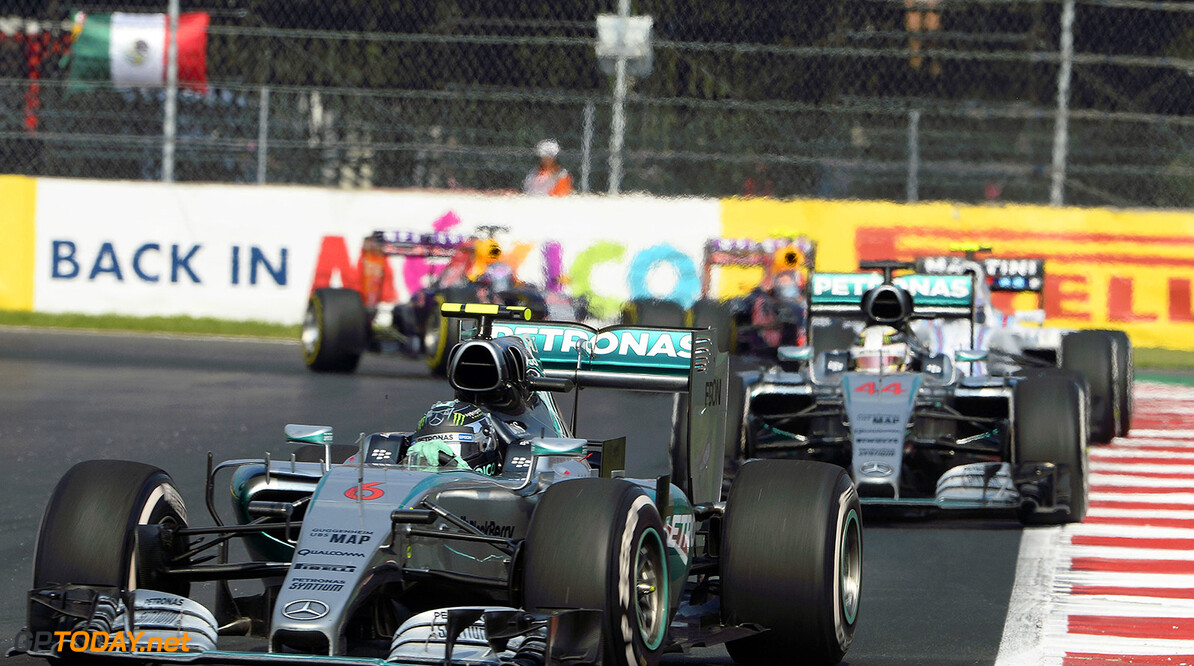 ROSBERG nico (ger) mercedes gp mgp w06 action