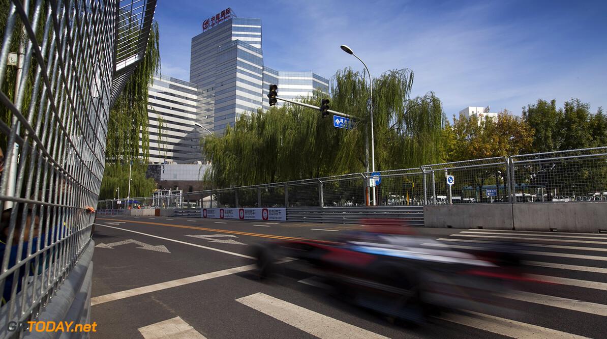 Jacques Villeneuve looking for Formula E return