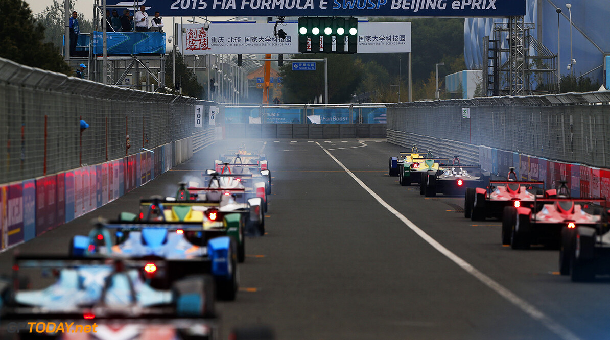 Williams responsible for Jaguar's Formula E team