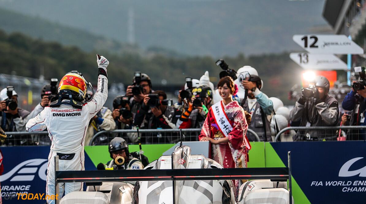 ND5_4029.jpg Car #17 / PORSCHE TEAM (DEU) / Porsche 919 Hybrid Hybrid  / Timo Bernhard (DEU) / Mark Webber (AUS) / Brendon Hartley (NZL)6 Hours of Fuji at Fuji International Speedway - Shizuoka - Japan  Car #17 / PORSCHE TEAM (DEU) / Porsche 919 Hybrid Hybrid  / Timo Bernhard (DEU) / Mark Webber (AUS) / Brendon Hartley (NZL)6 Hours of Fuji at Fuji International Speedway - Shizuoka - Japan  Nick Dungan Shizuoka Japan  Adrenal Media 6 hours WEC ACO Fuji Japan Fuji Speedway motorsport