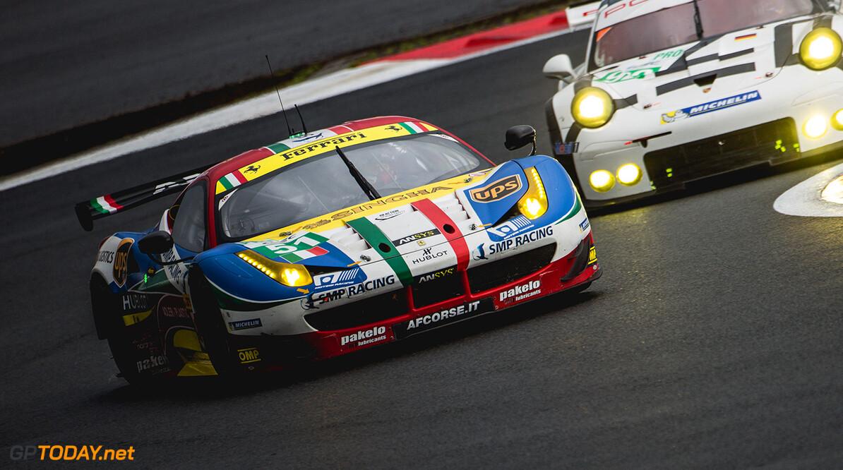 ND5_3077.jpg Car #51 / AF CORSE (ITA) / Ferrari F458 Italia / Gianmaria Bruni (ITA) / Toni Vilander (FIN)6 Hours of Fuji at Fuji International Speedway - Shizuoka - Japan  Car #51 / AF CORSE (ITA) / Ferrari F458 Italia / Gianmaria Bruni (ITA) / Toni Vilander (FIN)6 Hours of Fuji at Fuji International Speedway - Shizuoka - Japan  Nick Dungan Shizuoka Japan  Adrenal Media 6 hours WEC ACO Fuji Japan Fuji Speedway motorsport