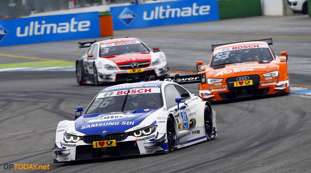 #36 Maxime Martin, BMW M4 DTM, #53 Jamie Green, Audi RS5 DTM