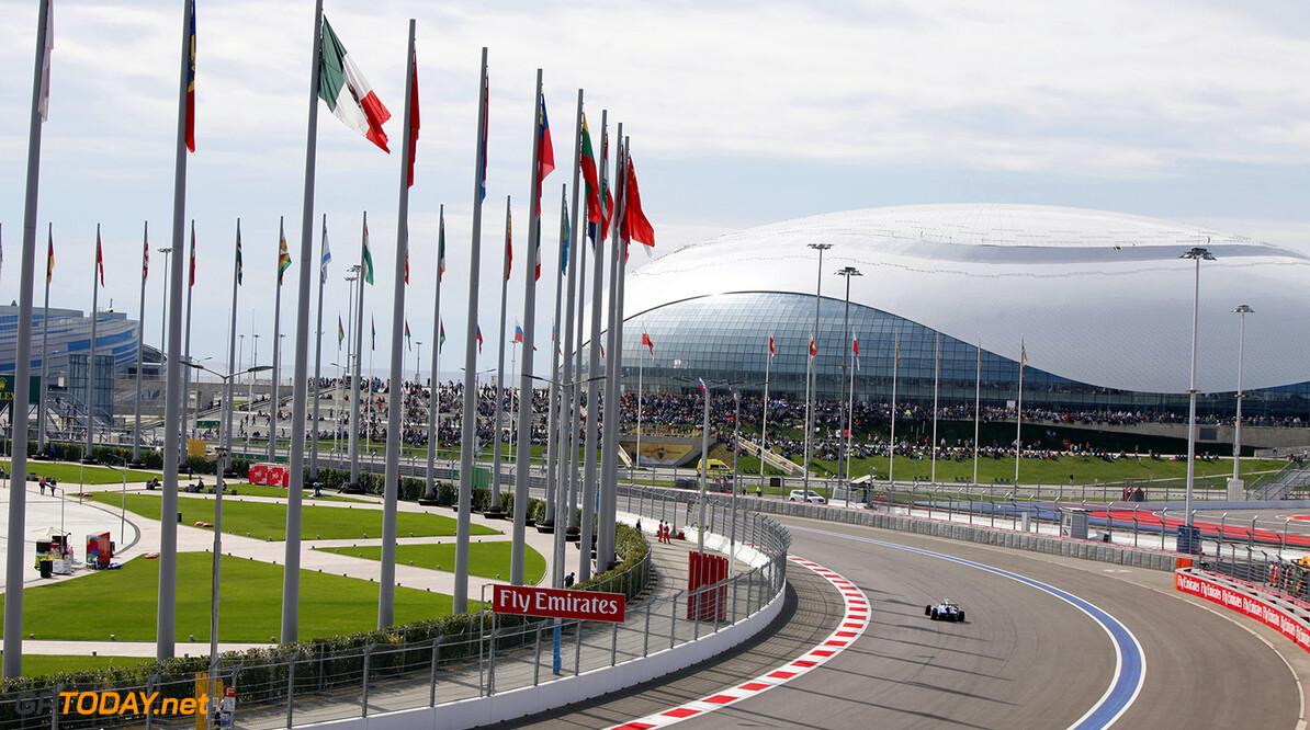 2015 GP3 Series Round 7. Sochi Autodrom, Sochi, Russia. Sunday 11 October 2015. Jimmy Eriksson (SWE, Koiranen GP)  Photo: Zak Mauger/GP3 Series Media Service. ref: Digital Image _MG_3628   Zak Mauger    Race Two 2 action