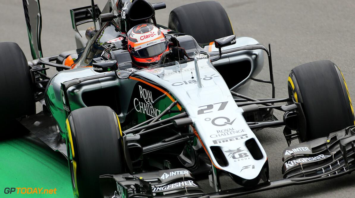 Focus Hülkenberg ligt op Williams verslaan