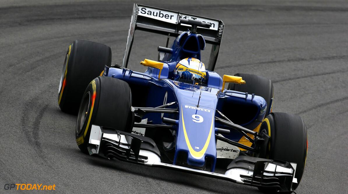 Sauber goed uit de startblokken in Sao Paulo