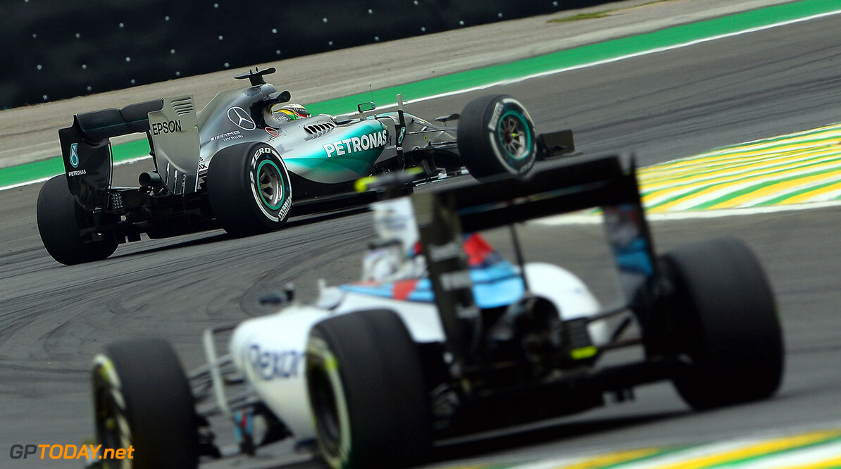 Mercedes, not drivers to decide strategy - Wolff
