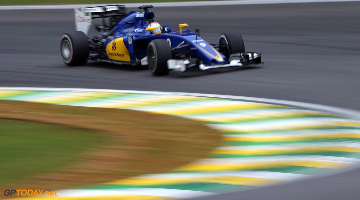 Brazilian GP Friday 13/11/15 Marcus Ericsson (SWE) Sauber F1 Team.  Autodromo Jose Carlos Pace.  Brazilian GP Friday 13/11/15 Jad Sherif                       Interlagos, Sao Paulo Brazil  F1 Formula 1 One 2015 Action Ericsson Sauber