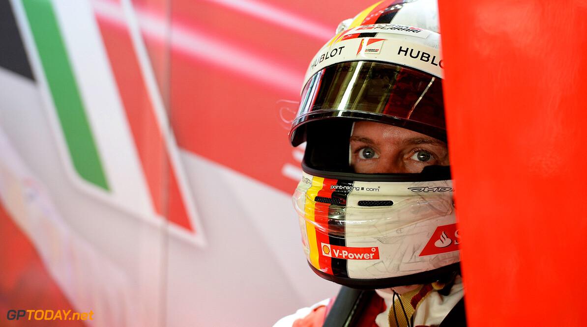 """Vettel: """"Max iemand om in de gaten te houden"""""""