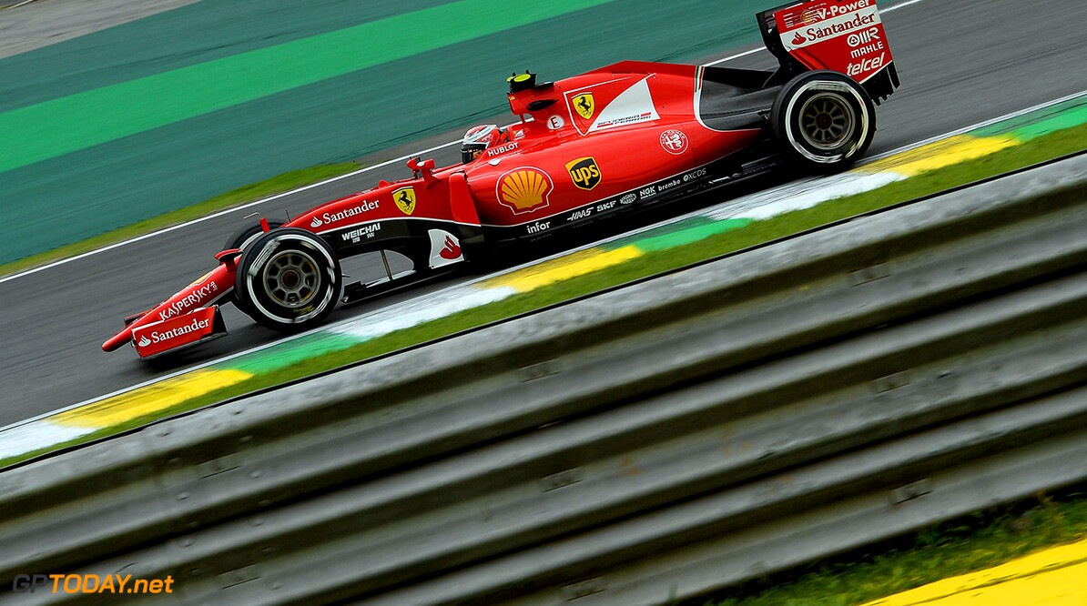 Raikkonen vond Braziliaanse Grand Prix maar saai