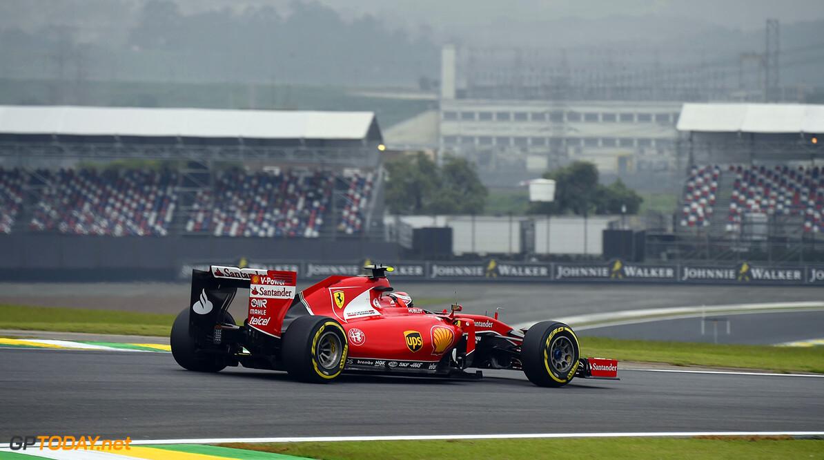 Raikkonen keeps cool over Ferrari's 2016 goals