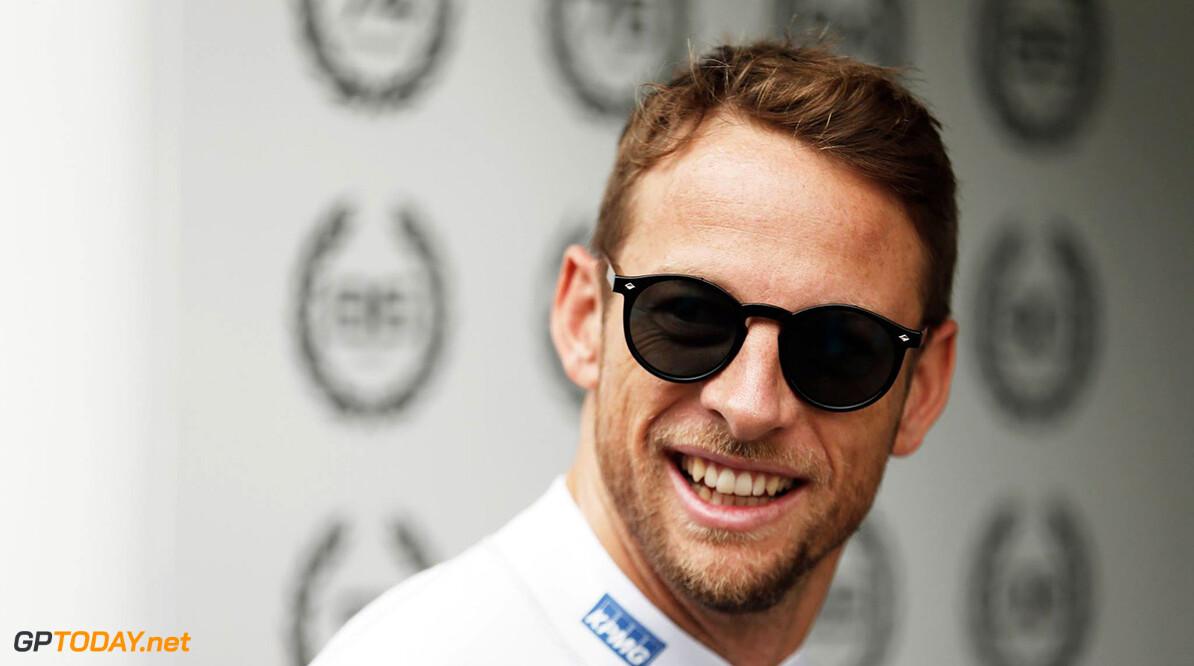 Button-Massa in kwartfinale Race of Champions