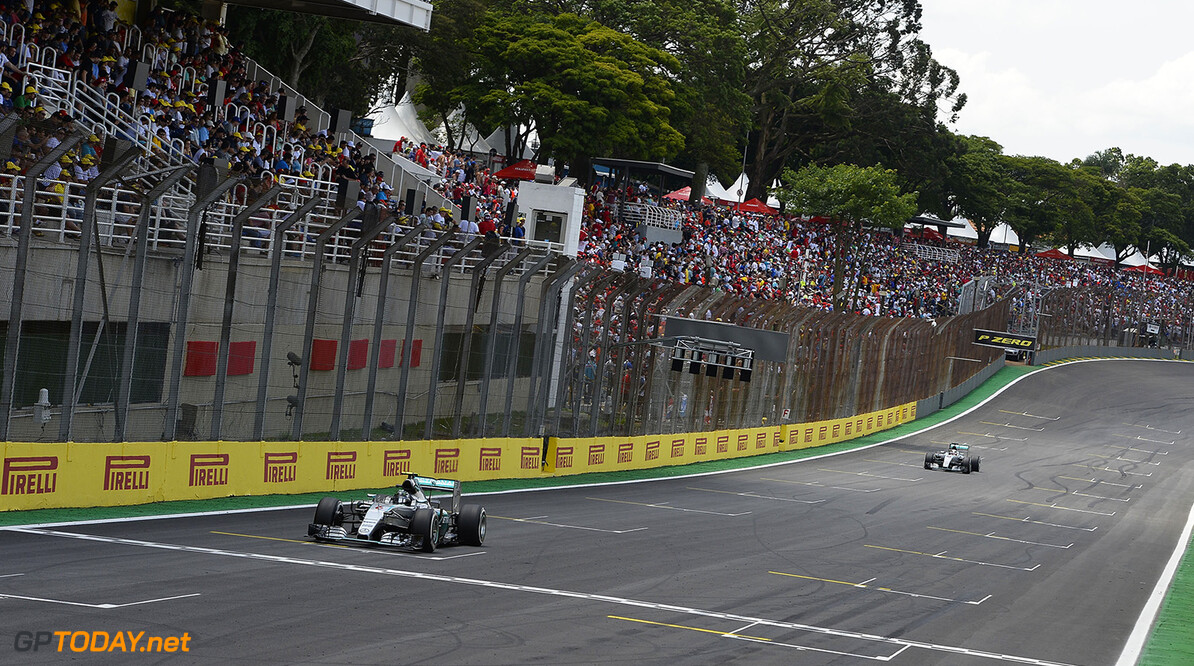 GP BRASILE F1/2015  GP BRASILE F1/2015 - 15/11/15 (C) FOTO STUDIO COLOMBO PER PIRELLI MEDIA ((C) COPYRIGHT FREE) GP BRASILE F1/2015  (C) FOTO STUDIO COLOMBO INTERLAGOS BRASILE