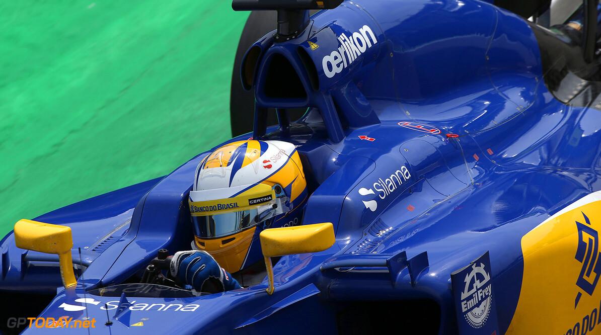 Ericsson deed in begin te erg zijn best bij Sauber